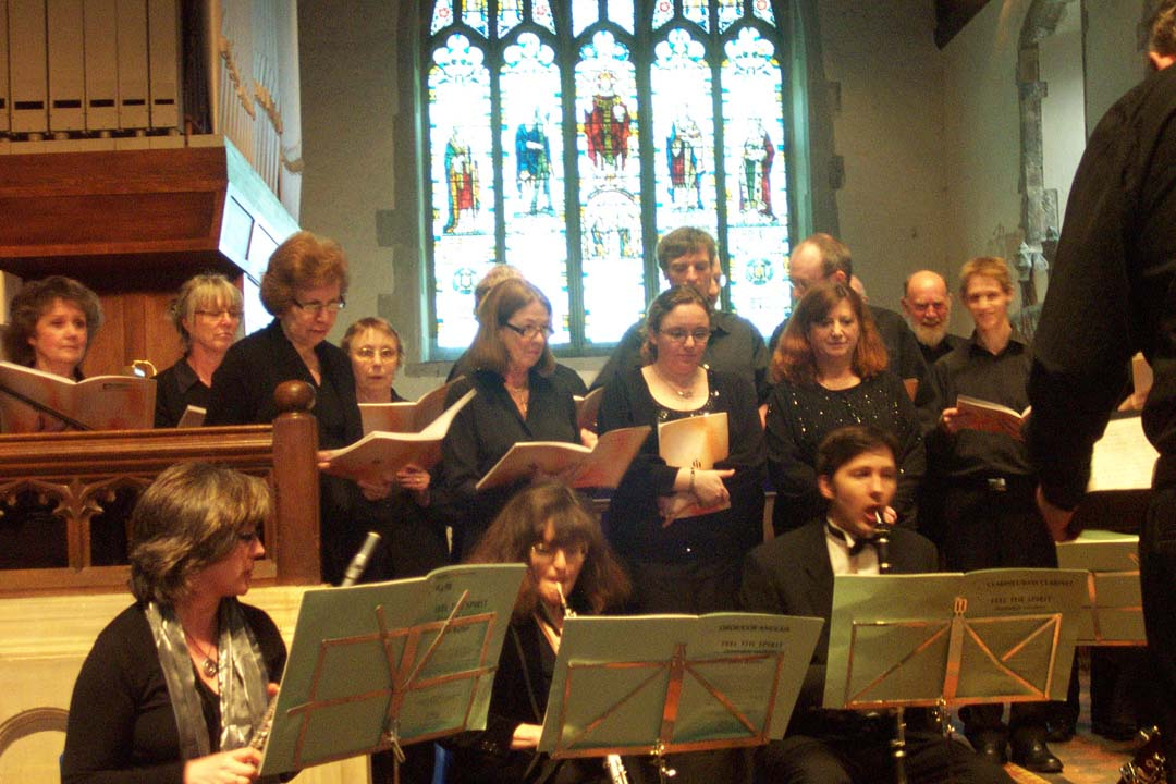 Chilcott Requiem Alfriston March 2011